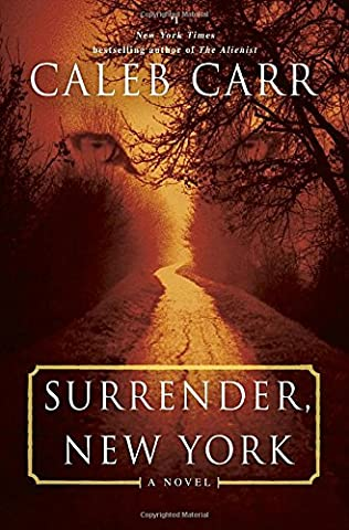 book cover of Surrender, New York