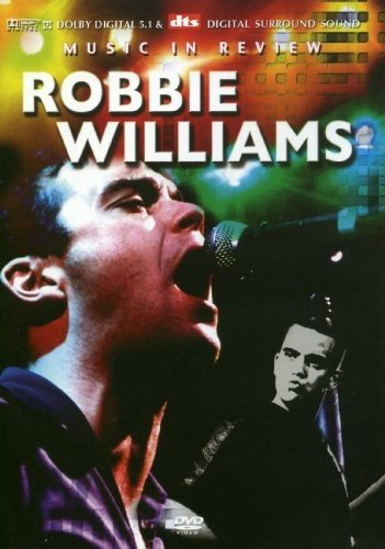 DVD : Robbie Williams - Music In Review (Subtitled)