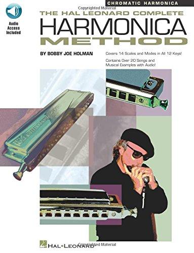 The Hal Leonard Complete Harmonica Method - Chromatic Harmonica - Hal Leonard Organ