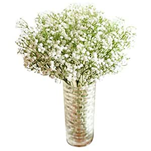Baby Breath/gypsophila Wedding Decoration Flower White Colour Flowers Real Touch Flowers Pu Flower Set of 30