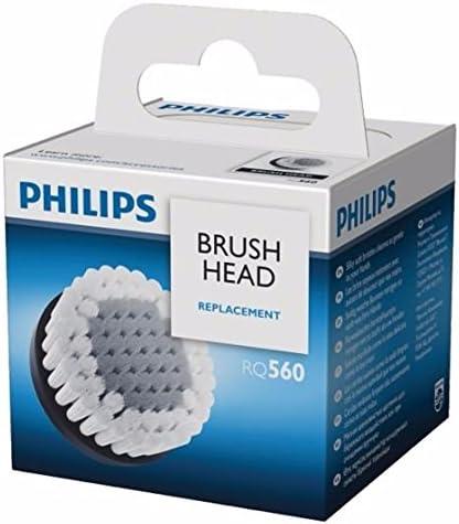 Philips de repuesto cepillo de limpieza oil-control RQ560/50 para SmartClick Accesorio – anti-estático: Amazon.es: Belleza