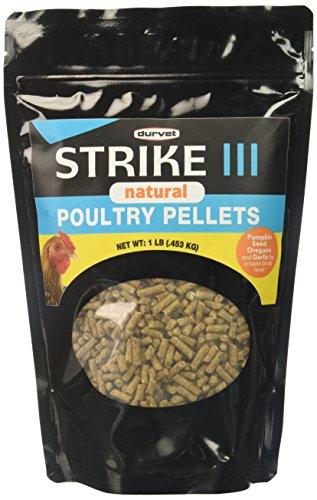 Durvet Strike III Poultry Natural Dewormer ()