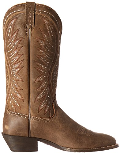 Ariat Womens Ammorette Western Boot Brown Bomber