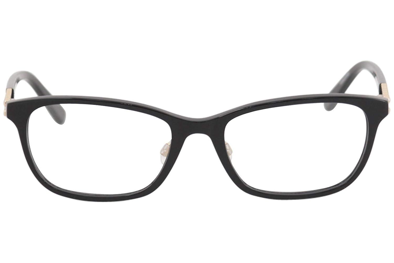 44904445304 Amazon.com  Bebe Women s Eyeglasses BB5154 BB 5154 001 Jet Full Rim Optical  Frame 52mm  Clothing