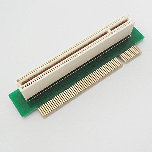 3 Units - PCI Adapter Riser Card 90 Degree For 1U/2U Server Chassis AsteriskCanada