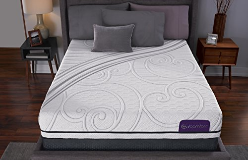 Serta Icomfort Savant Ii Plush Split King Mattress Box Spring Set