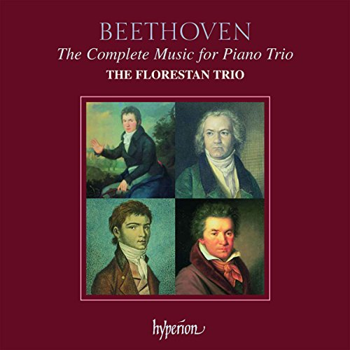 Hyperion Trio - Beethoven: The Complete Music for Piano Trio