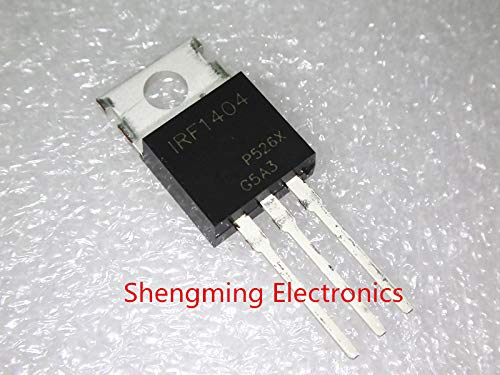 10 ST/ÜCKE IRF1404 TO-220 Mosfet Transistor