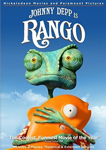 Rango by Warner Bros.