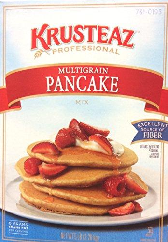 (5 Pound Krusteaz Multigrain Premium Pancake Mix )
