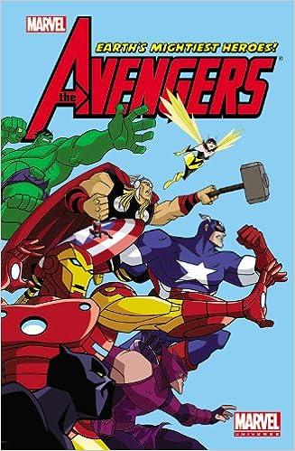 Marvel Universe Avengers Earth's Mightiest Heroes - Volume 1