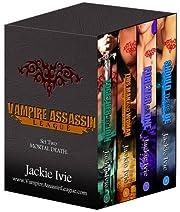 Mortal Death (Vampire Assassin League Bundle, #2) (Vampire Assassin League Boxset)