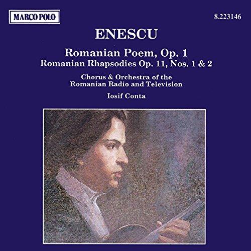 Romanian Rhapsodies Nos - Digital Booklet: Enescu: Romanian Poem / Romanian Rhapsodies Nos. 1 and 2