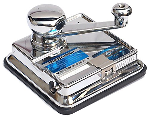 OCB® MikrOmatic, MicrOmatic Stopfmaschine (Stopfer, Zigarettenmaschine)