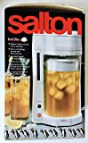 Salton Ice Tea & Ice Coffee Maker Color White