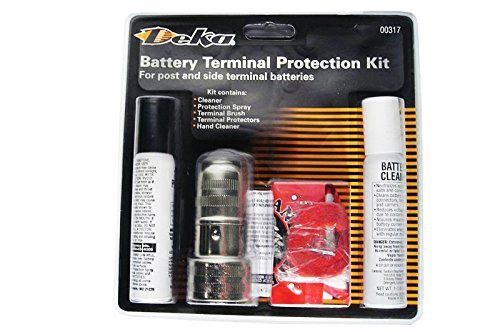 East Penn Battery Protection Kit Deka 00317, USA Made (00317)