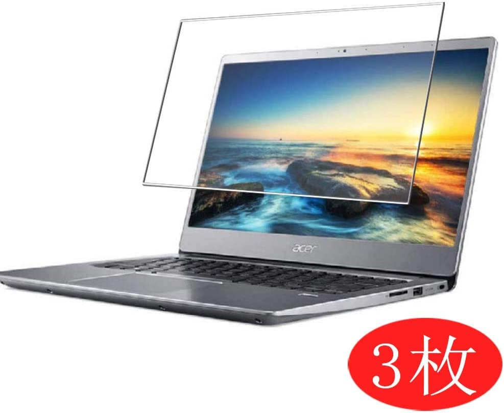 【3 Pack】 Synvy Screen Protector for Acer Swift 3 SF314-56-N78U/SF 2019 14