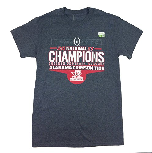 Blue 84 Alabama Crimson Tide Chain Crew 2017 National CFP Champion (Crimson Cotton)