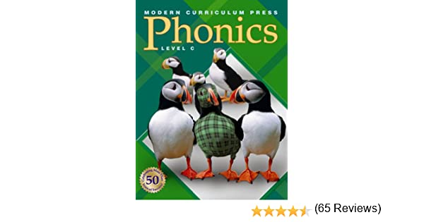 Amazon.com: Modern Curriculum Press Phonics, Level C ...