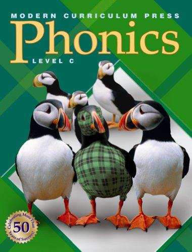 Modern Curriculum Press Phonics, Level C from Brand: MODERN CURRICULUM PRESS