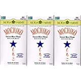 Mochiko (Sweet Rice Flour) - 16oz (Pack of 3)