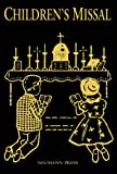 Latin Mass Children's Missal Black Cover, H. Hoever, 1930873174