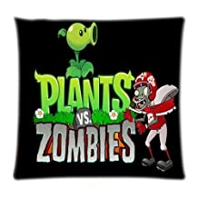 Alexander Fashion Vintage Plants Vs Zombies Throw Productation Cool Cases Home Productation Stain Pillow Case 18x18inch