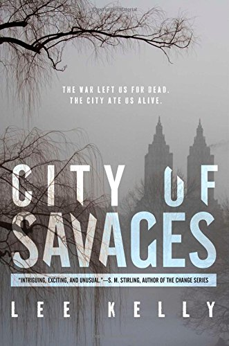 Book Cover: City of Savages