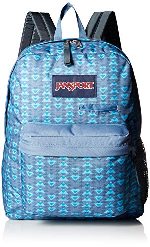 - JanSport JS0A3EN24H8 Digibreak Laptop Backpack, Ombre Splash