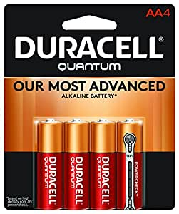 Amazon.com: Duracell - Quantum AA Alkaline Batteries