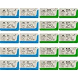 Training Sutures, Pack of 20 Suture Thread on