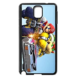 Samsung Galaxy Note 3 Cell Phone Case Black_Mario Kart 8_005 Ulegn