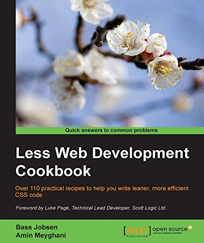Less Web Development Cookbook Doc