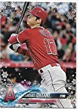 2018 Topps Holiday #HMW17 Shohei Ohtani NM-MT RC Rookie Angels