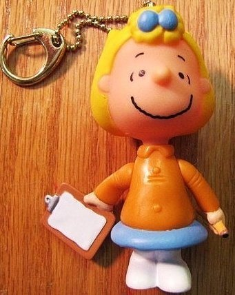 Peanuts Charlie Brown Christmas - Charlie Brown Sister Sally -