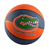 NCAA Florida Gators Mini Size Rubber Basketball, Brown