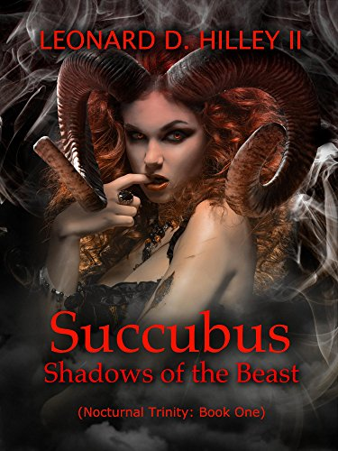 Before the Succubus (Succubus Trilogy Book 2)