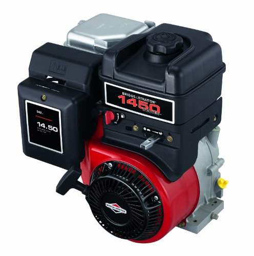 Briggs and Stratton 20S232-0035-F1 305cc 14.50 Gross Torque Engine with a Threaded 1-14 3-21/32-Inch Length Crankshaft