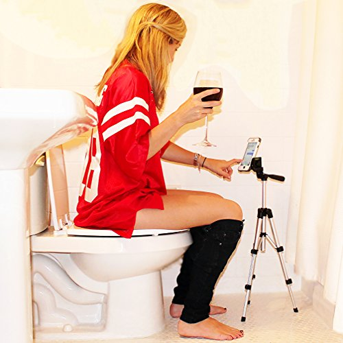 Potty Texter Toilet Cell Phone Holder