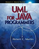 img - for UML for Java?de?ed??ede??d???de?ed???de??d??? Programmers by Robert C. Martin (2003-06-06) book / textbook / text book