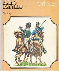 Paperback Yorktown (Great battles) Book
