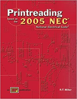 Book Printreading Based on the 2005 NEC: Text: 16th (Sixth) Edition