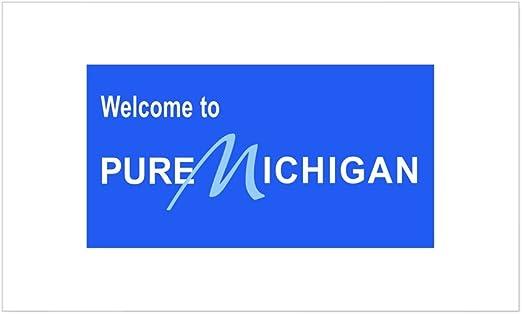 Pure Michigan Michigan Decal
