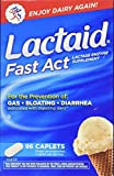Lactaid Fast Act Caplets, 96 Count