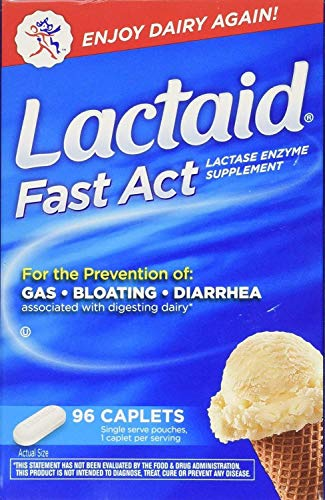 Highest Rated Lactose Intolerance