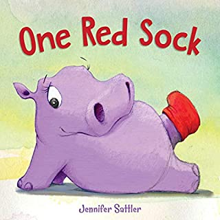 Book Cover: One Red Sock
