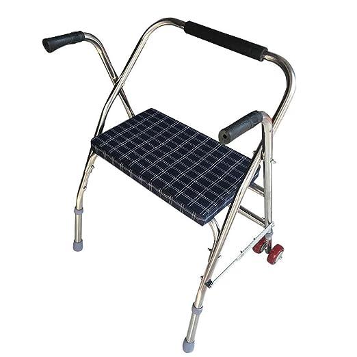 XSWZAQ Medline Movilidad Libertad de Peso Ligero de Aluminio ...