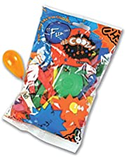 Fun® Its Cool Assorted Colors Balloons Standard 3 inch - Pack of 144