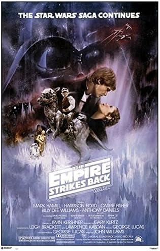 Grupo Erik - Póster Star Wars El Imperio contra Ataca, 61x91,5 cm: Amazon.es: Oficina y papelería