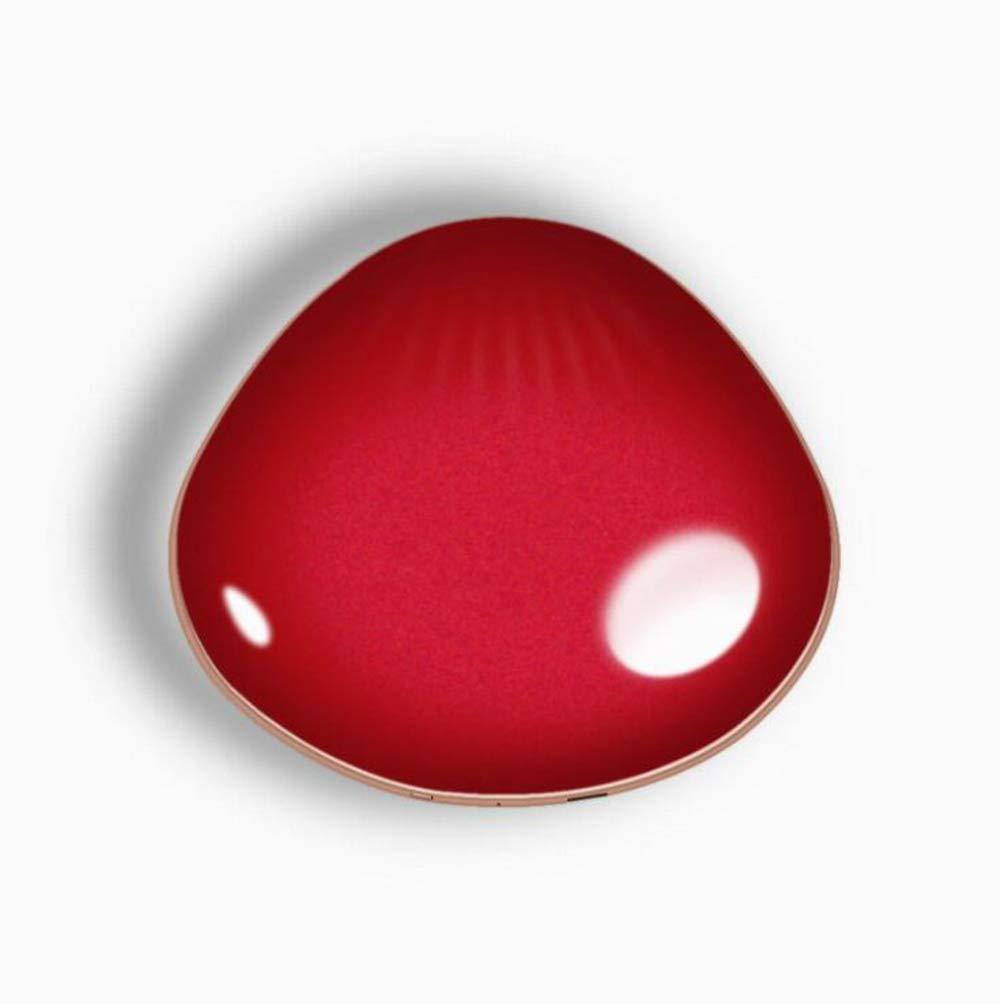 ZY Mobile Power Hand Wärmere Shell Handwärmer Tragbaren USB-Warm-Baby Mit Make-up-Spiegel Aufladen Schatz Geschenk
